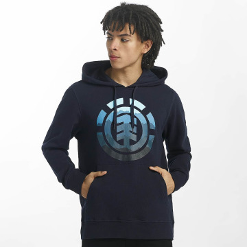 Element Hoodie Logo Fill blue