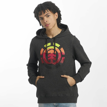 Element Hoodie Logo Fill gray
