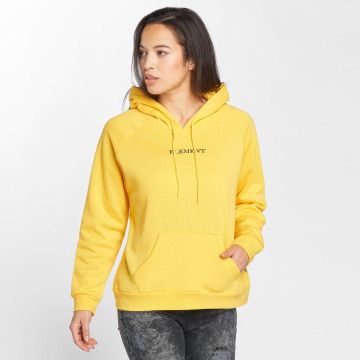 Element Hoodie Start Oversized yellow