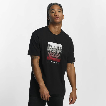 Element T-Shirt Reflections black