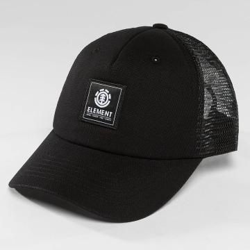 Element Trucker Cap Icon Mesh black