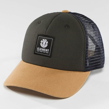 Element Trucker Cap Icon Mesh gray