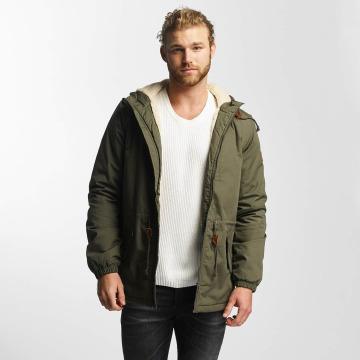 Element Winter Jacket Stark green