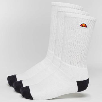 Ellesse Socks 3-Pack Arrigo white