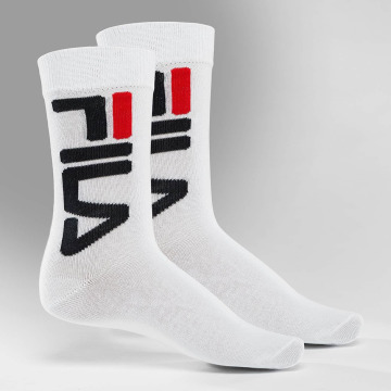 FILA Socks Normal 2-Pair white
