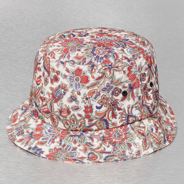 Flexfit Hat Flower Pattern beige