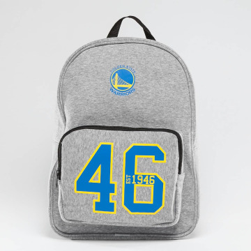 Forever Collectibles Backpack NBA Golden State Warriors gray