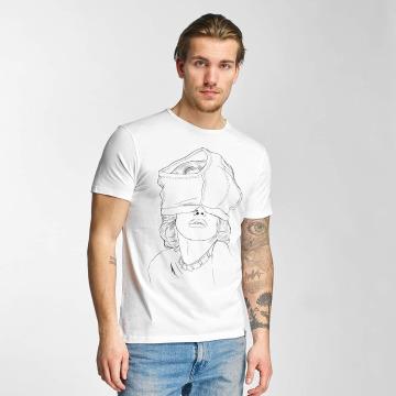 French Kick T-Shirt Marly white