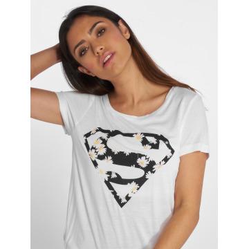 Fresh Made T-Shirt Supergirl white