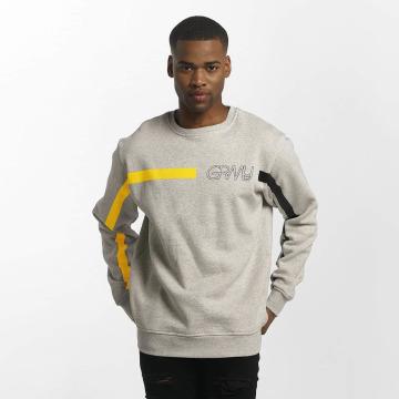 Grimey Wear Pullover Mangusta V8 gray