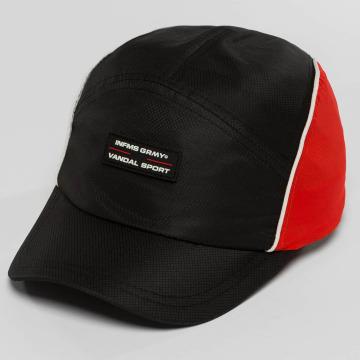 Grimey Wear Snapback Cap X 187 Vandal Sport black