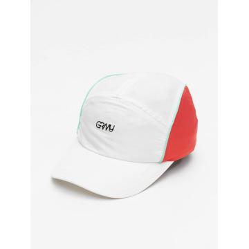 Grimey Wear Snapback Cap Mangusta V8 red