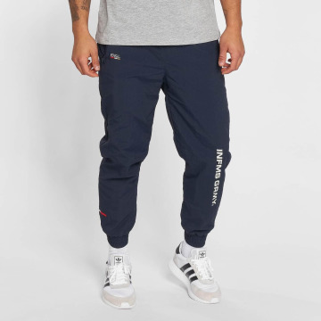 Grimey Wear Sweat Pant Counterblow blue