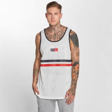 Grimey Wear Tank Tops Ashe Mesh white
