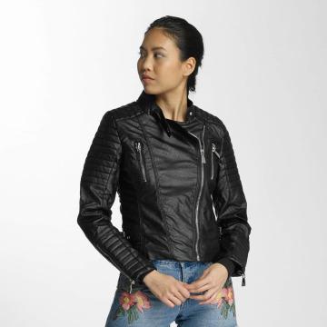 Hailys Leather Jacket Vanessa black