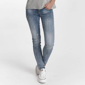 Hailys Skinny Jeans Splashy blue
