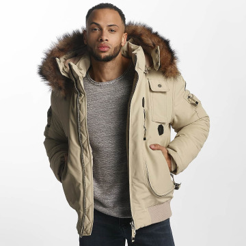 Hechbone Winter Jacket Police beige
