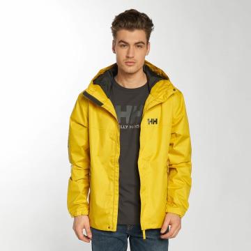 Helly Hansen Lightweight Jacket Ervik yellow