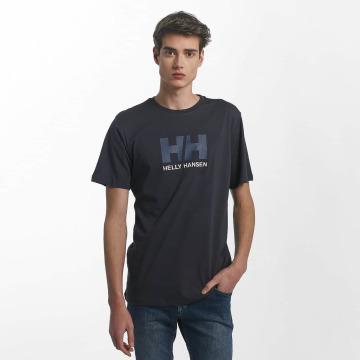 Helly Hansen T-Shirt Logo blue