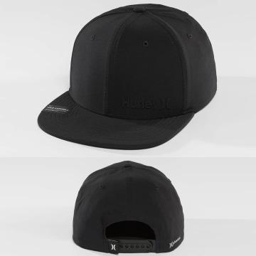 Hurley Snapback Cap Phantom Corp black
