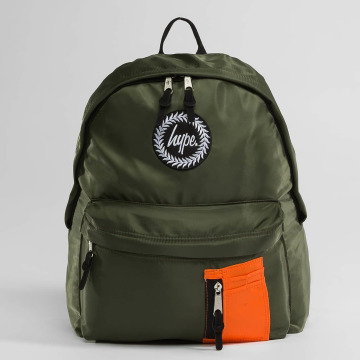 HYPE Backpack Daniel Poole Bomber khaki