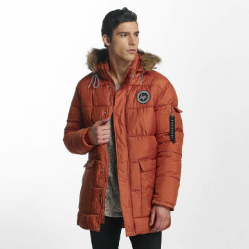 HYPE Winter Jacket Explorer Puffa orange