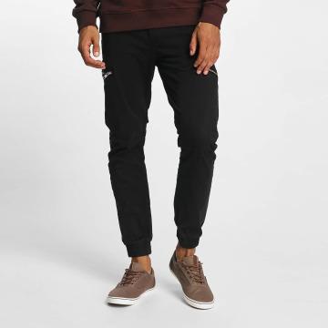 Jack & Jones Chino pants jjiPaul jjLogan black