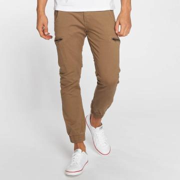 Jack & Jones Chino pants jjiPaul jjLogan brown
