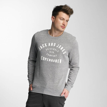 Jack & Jones Pullover jorBase gray