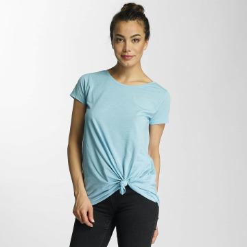 JACQUELINE de YONG T-Shirt jdyNoho Knot blue