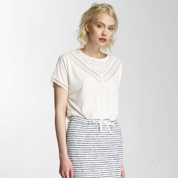 JACQUELINE de YONG T-Shirt jdyCarly white