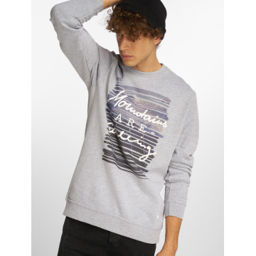 Just Rhyse Pullover  Seaside Sweatshirt Grey...