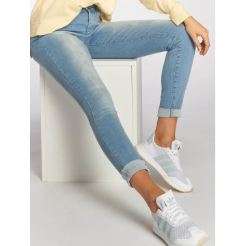 Just Rhyse Skinny Jeans Buttercup blue