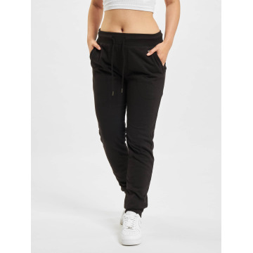 Just Rhyse Sweat Pant Poppy black