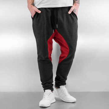 Just Rhyse Sweat Pant Melk gray