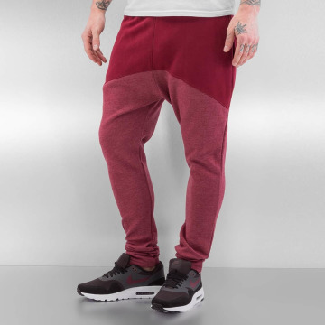 Just Rhyse Sweat Pant Löbau II red