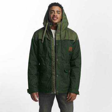 Just Rhyse Winter Jacket Leaf green