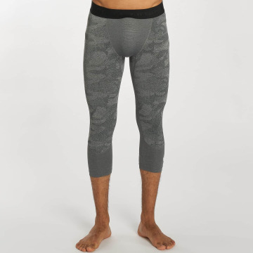 K1X Core Leggings/Treggings 3/4 Compression gray