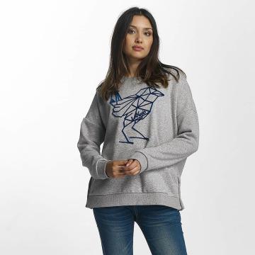 Khujo Pullover Marita gray
