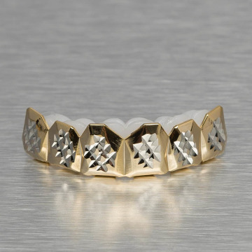 KING ICE Other Diamond Cut gold