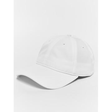 Lacoste Snapback Cap Strapback white
