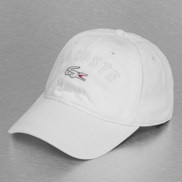 Lacoste Snapback Cap Fairplay white