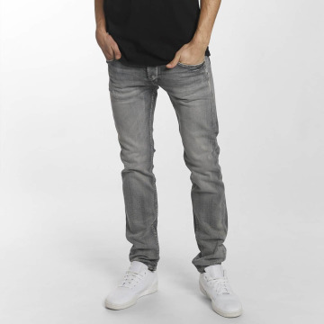 Le Temps Des Cerises Straight Fit Jeans 700/11 Basic gray