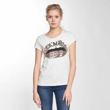 Le Temps Des Cerises T-Shirt Roselips white