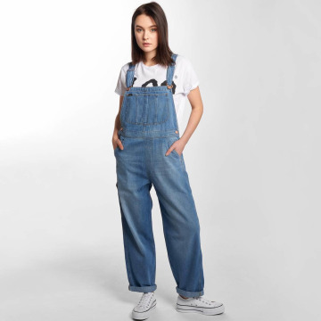 Lee Dungaree Loose Bib Overall blue