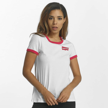 Levi's® T-Shirt Perfect Ringer white