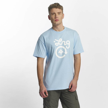 LRG T-Shirt Cycle Logo blue
