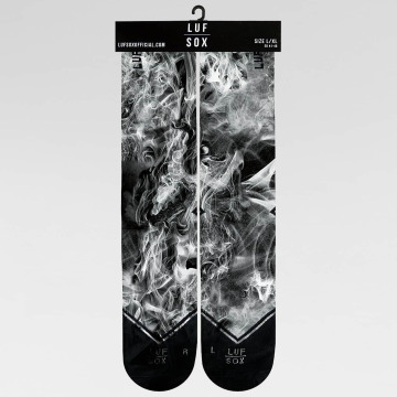 LUF SOX Socks Classics Black Dust black