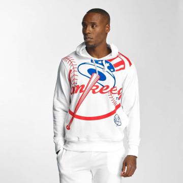 Majestic Athletic Hoodie NY Yankees white