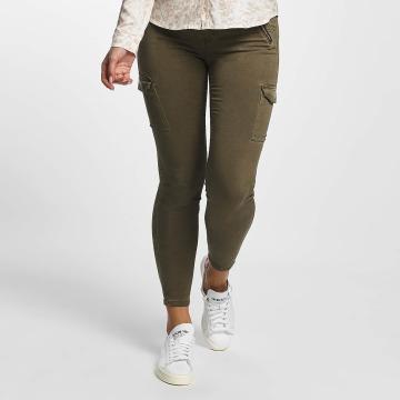 Mavi Jeans Cargo pants Adriana Ankle olive